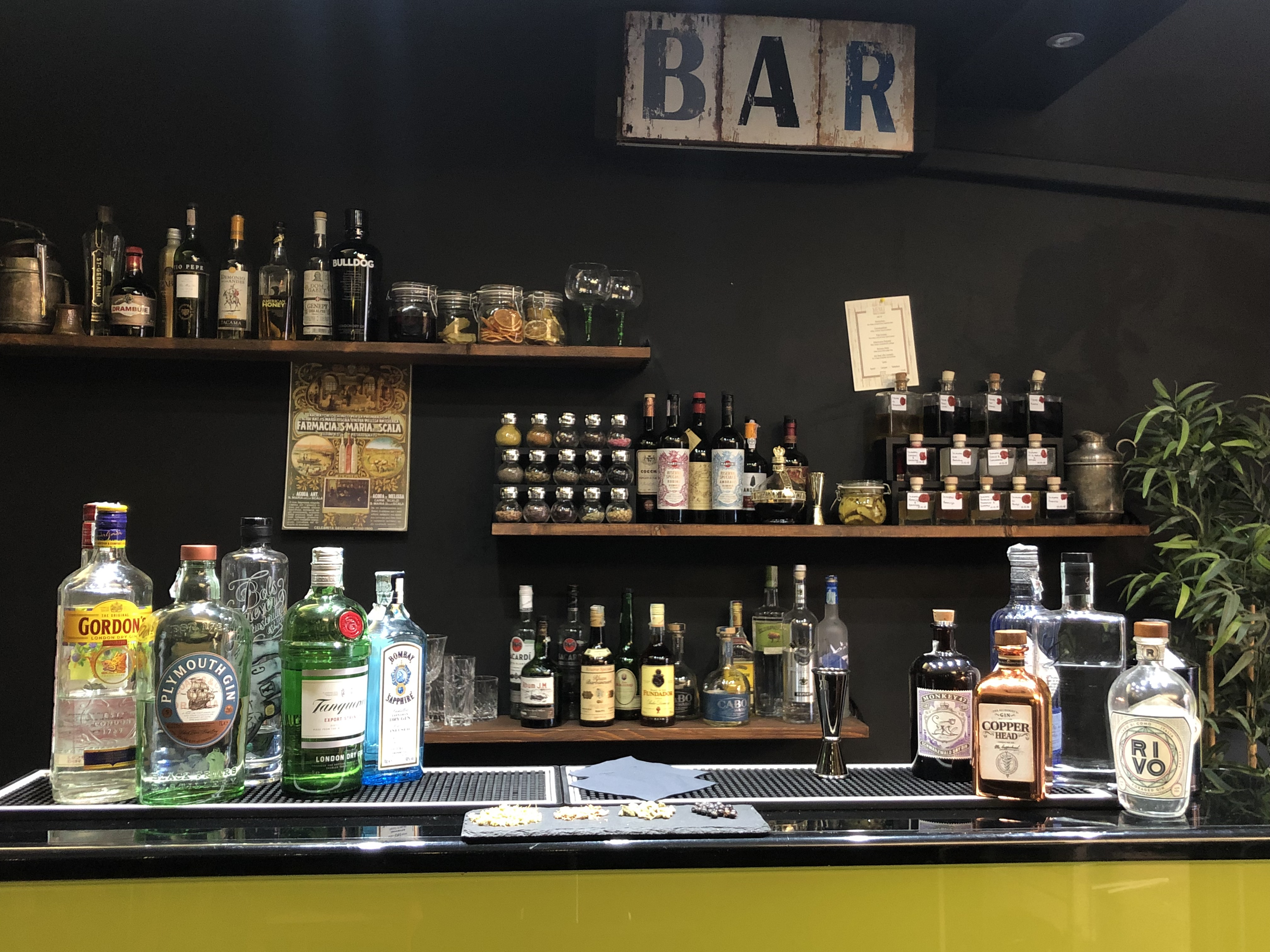 The Beverage Academy by Flair Art